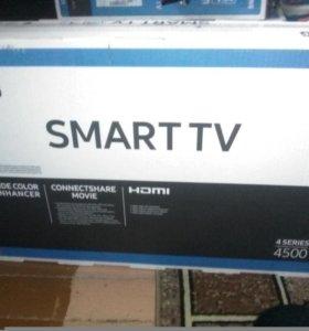 LED телевизор SAMSUNG UE32J4500AK