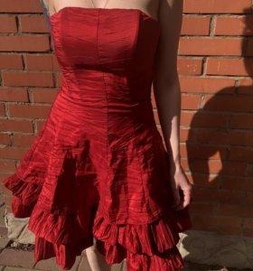 Вечернее выпускное платье 40/42