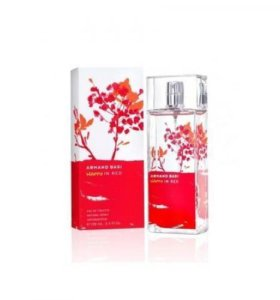 Armand Basi Happy In Red. 100 ml