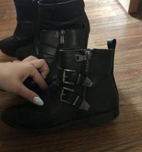 Обувь женская сапоги