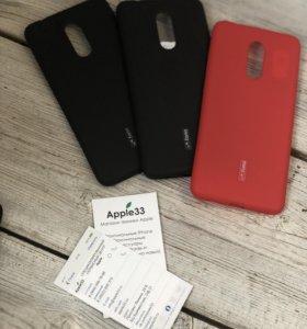 Чехлы и стекла на Xiaomi Redmi 5/5Plus