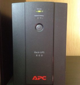 ИБП APC Back-UPS BX800CI-RS бесперебойник