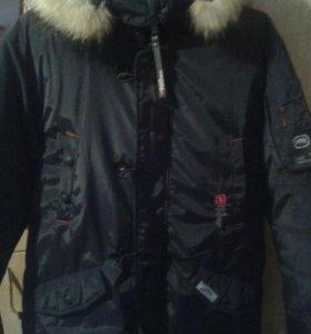 Куртка (аляска) фирма