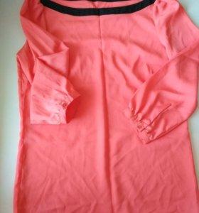 Блузы, рубашки, юбка