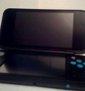 Nintendo 2ds xl + прошивка. Обмен на игровой руль.