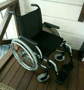 """Ottobock инвалидное кресло """"Старт"""" (С ДОСТАВКОЙ)"""