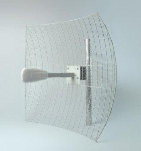 Параболическая 3G/WiFi/4G антенна 24дБ