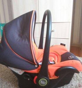 Автолюлька Zippy до 10кг цвет оранжевый