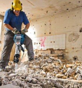 Демонтаж, вывоз мусора, дачные работы