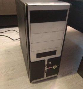 Мощный игровой четырехядерный компьютер