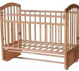 Детская кроватка Антел Алита 5