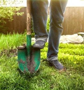 Вскопаю огород