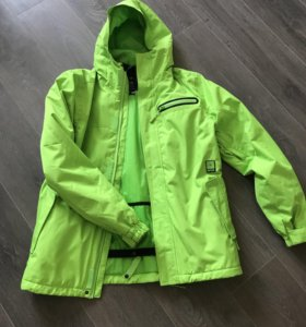 Сноубордическая куртка rip curl ( новая )