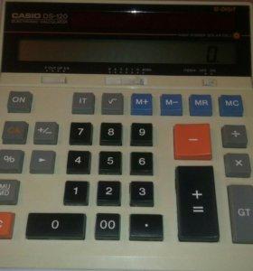 Калькулятор Casio Настольный .