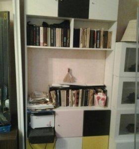 Шкафчик в любую комнату универсальныйпод книги те