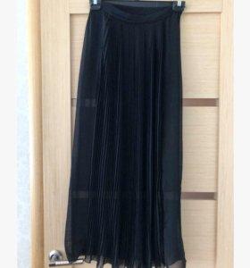 Плессированная юбка Massimo dutti (новая)