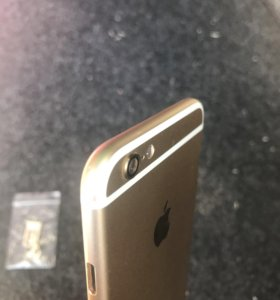 Корпус iPhone 6 Gold оригинал