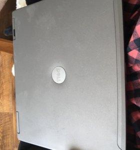Срочно. Ноутбук Dell latitude d610