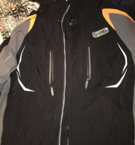мужская куртка alpine diel sport