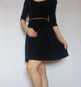 Классическое, красивое платье