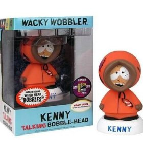 South Park Zombie Kenny Wacky Wobbler Exclusive