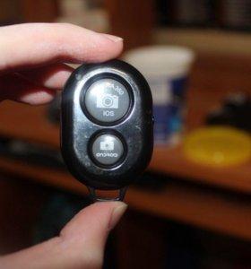 Bluetooth кнопка на Селфи палку
