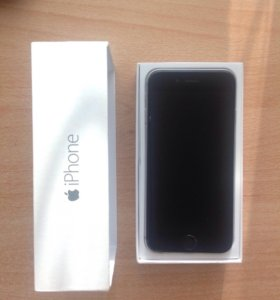 iPhone 6 16 GB Space grey(замена модуля питания)