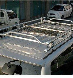 Багажник на крышу Xyundai Starex