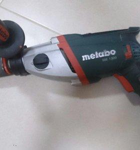 Дрель ударная Метабо 1300.