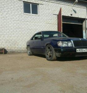 Мерседес w124 купе