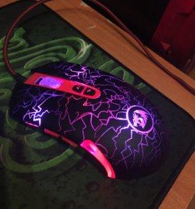 Продаю игровую мышь