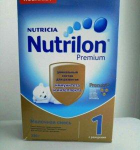 Смесь молочная Nutrilon