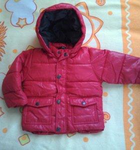 Куртка детская Zara baby(зима)