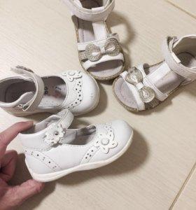 Туфельки, босоножки для девочки