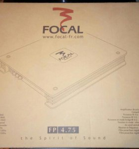 Усилитель Focal
