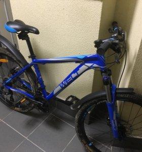 Велосипед welt ridge 1.0