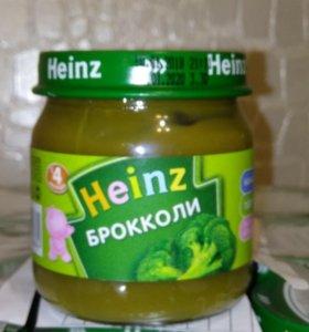 Пюре Heinz 80г с 4 мес.