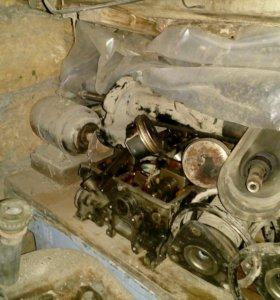 Запчасти от двигателя форд фокус 1.8 бензин