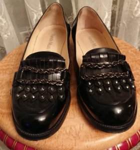 Лоферы. Полуботинки. Туфли женские.