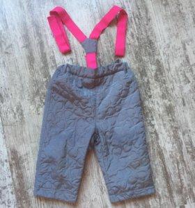 Штаны утеплённые на осень весну. Ostin