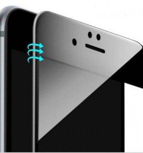 3d стекла на iPhone