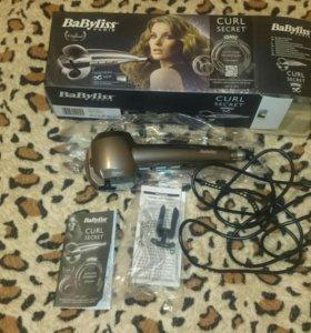Щипцы для укладки волос BaByliss
