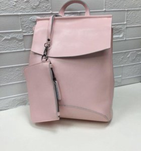 рюкзаки+сумка с кошельком