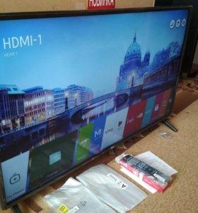 4k Телевизор LG 49UJ630V(123 см) новый