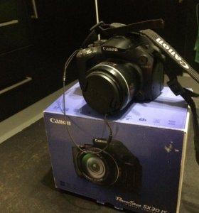 Фотоаппарат Canon Power Shot SX30IS