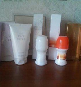 Avon наборы парфюмерные