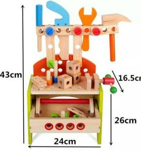Набор деревянных инструментов
