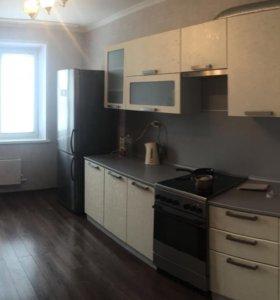 Квартира, 1 комната, 46.7 м²
