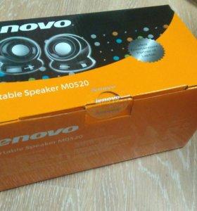Колонки Lenovo (новые)