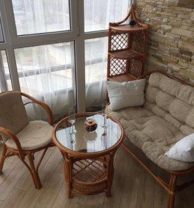Мебель из ротанга Calamus для дома и дачи